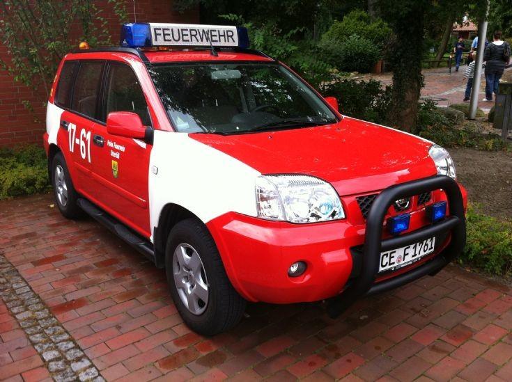 Feuerwehr Celle - CE F1761