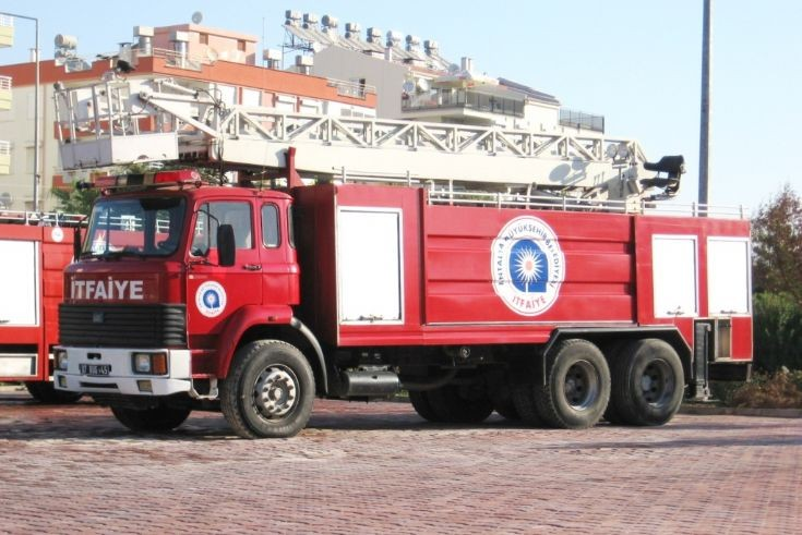 BMC Fatih Antalya Turkey