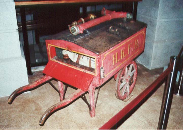 HKFB hose cart.