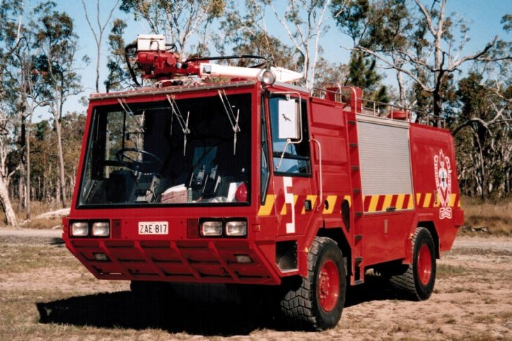 Aviation Fire Fighting  & Rescue MACK