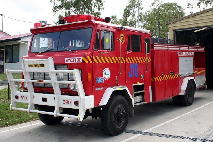 RFW Jimboomba Fire Brigade