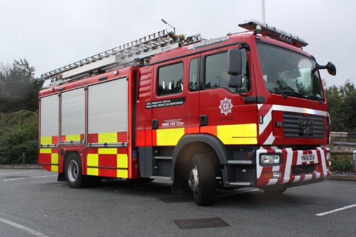 North Wales FRS M.A.N