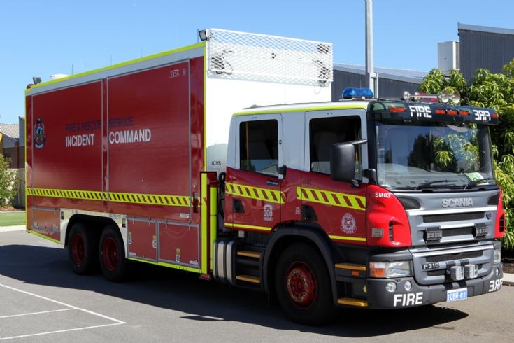 Western Australia - Incident Command