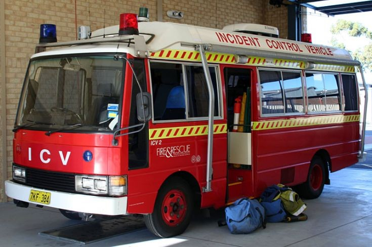 Western Australia - Incident Control
