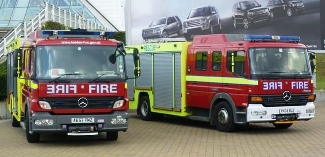 Mercedes-Benz Atego 1325 FRU London FB