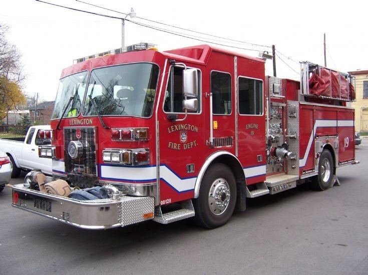 Lexington, Ky-Engine 19