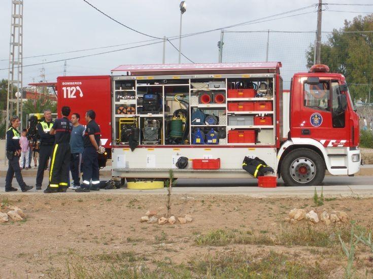 NBQ  Cartagena Rescue truck