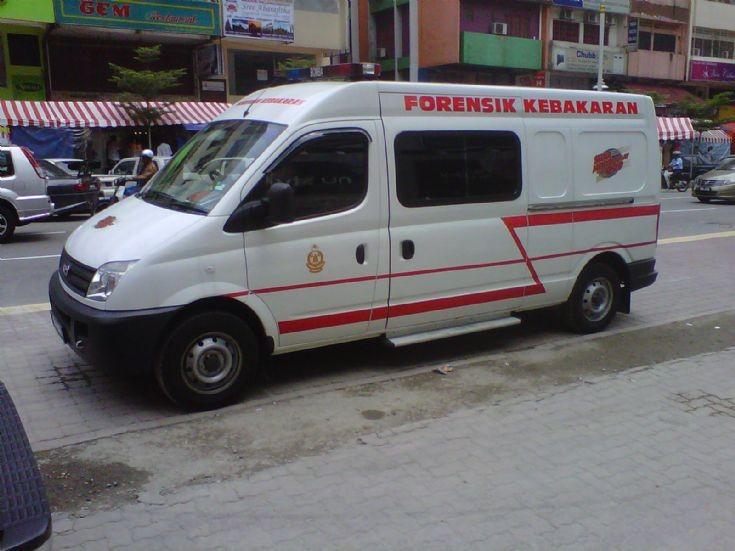 Malaysia Fire Investigator