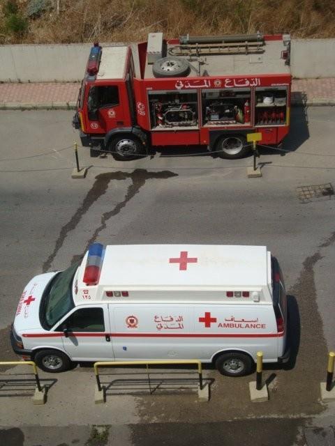 Lebanese Civil Defense