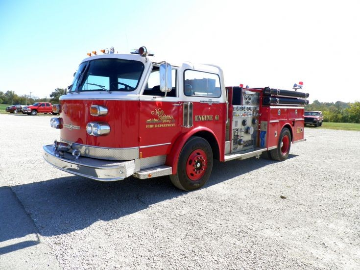 North Middletown (KY) Engine 61