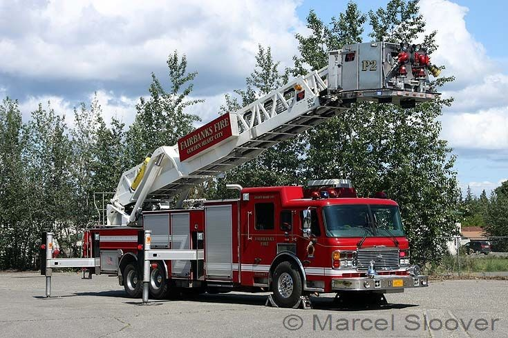 Platform 2 Fairbanks Fire dept AK ALF LTI