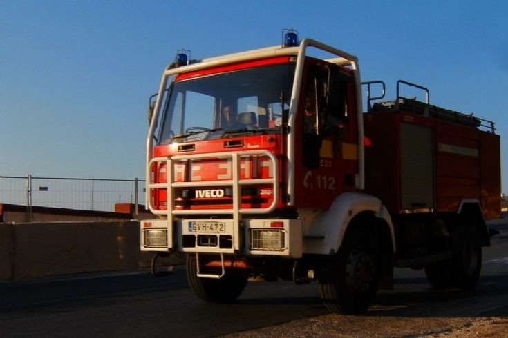 Iveco Cargo Brush Fire Unit,Kordin St.