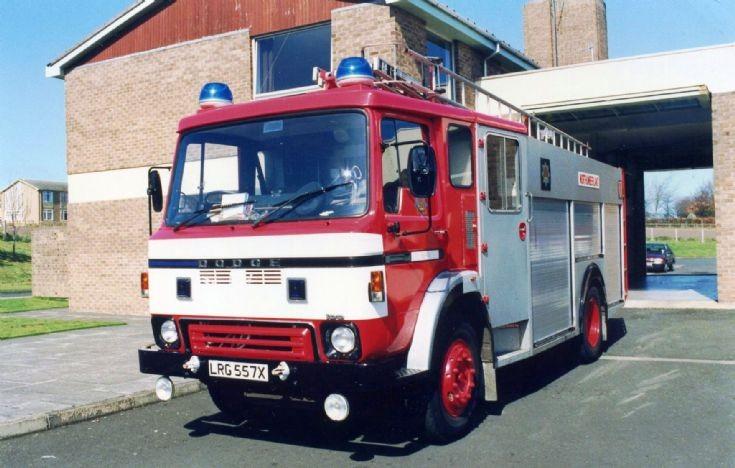 Northumberland  FS Dodge/Carmichael WL