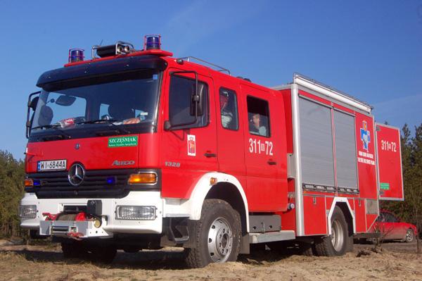 Mercedes-Benz Atego 1328 AF Poland