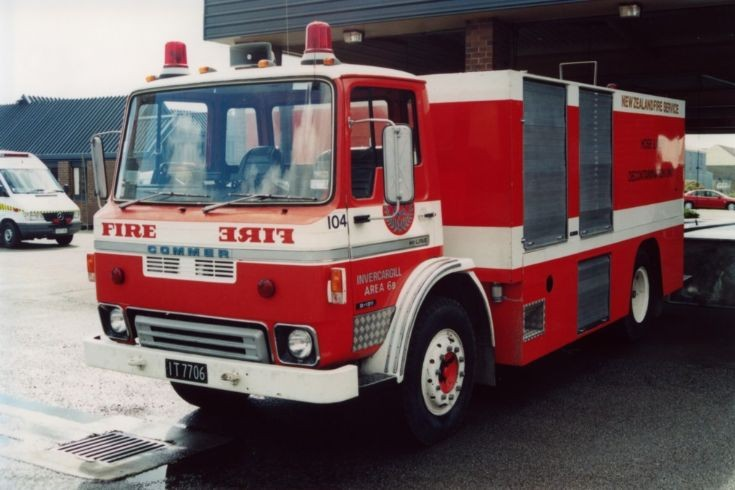 New Zealand Commers - IT7706