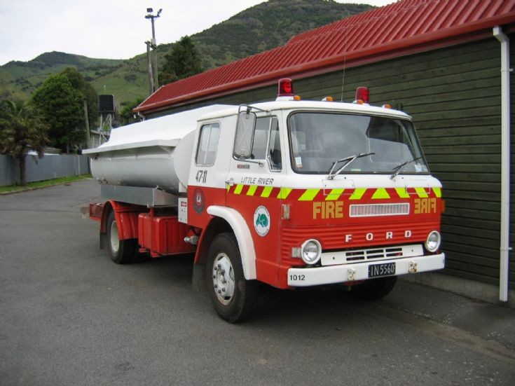 New Zealand Ford - IN5560
