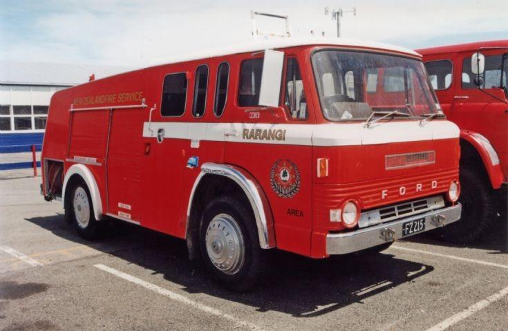 New Zealand Ford - FZ215