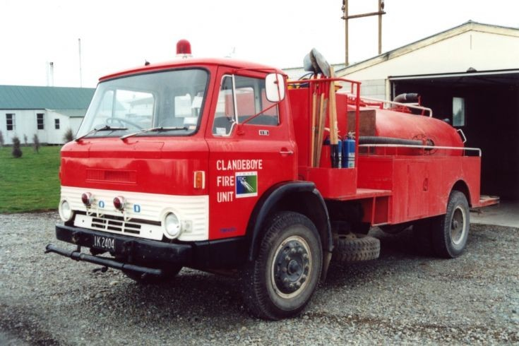 New Zealand Ford - IK2404