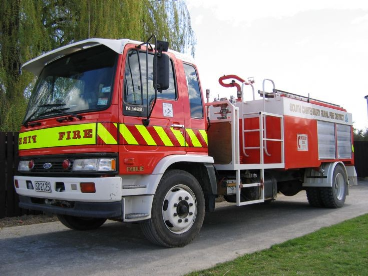 New Zealand Ford SD2125
