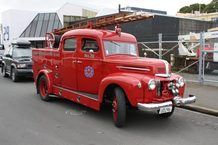 New Zealand Ford - UD296