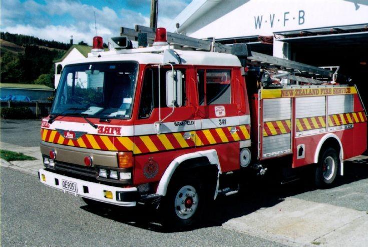 New Zealand Hino - OE9051
