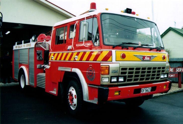 New Zealand Hino - OF5623