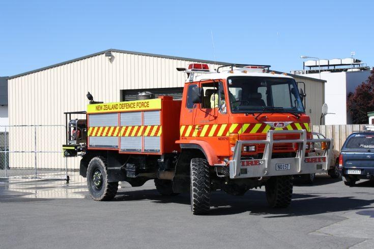 New Zealand Hino - NO157