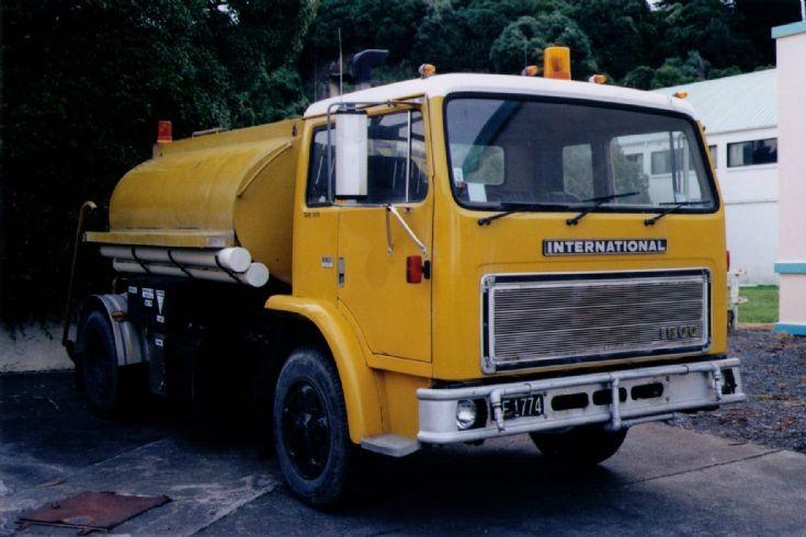 New Zealand 1983 International