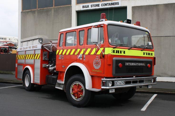 New Zealand International - OE1635