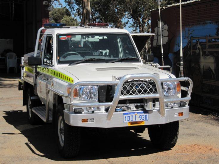 Bullsbrook Bush Fire Service