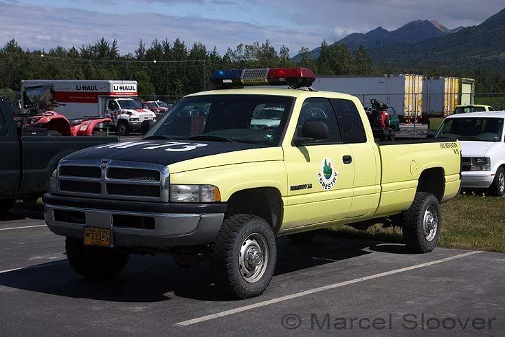 Division of Forestry Alaska Dodge RAM
