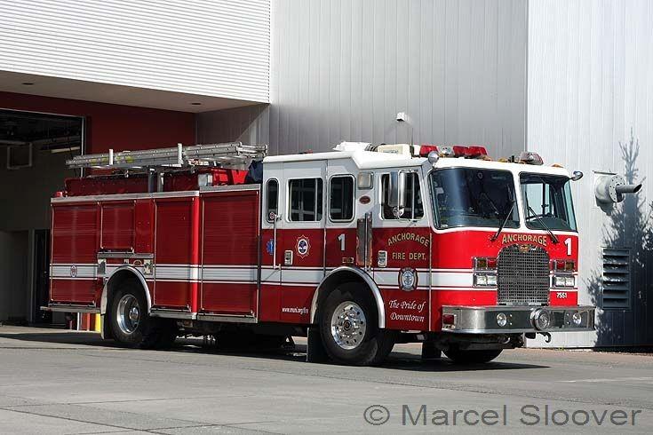 KME pump Engine 1 Anchorage FD