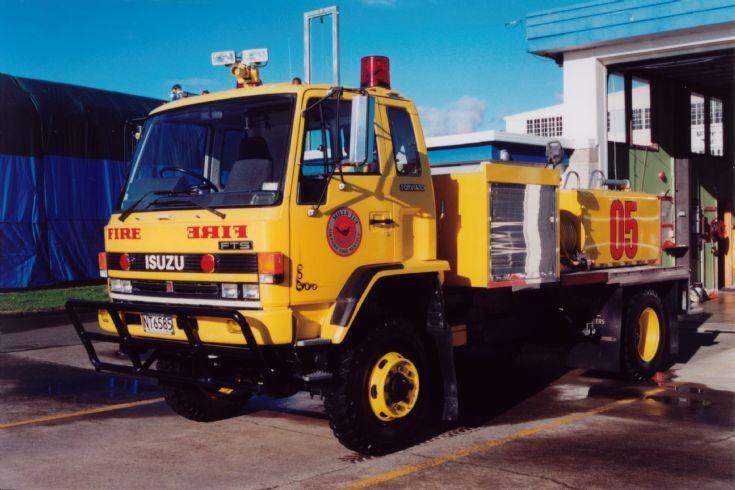 New Zealand Isuzu - NT6585