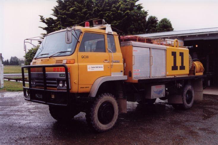 New Zealand Isuzu - MA2148