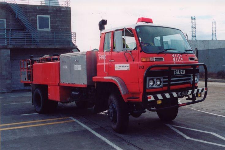 New Zealand Isuzu - MQ2943