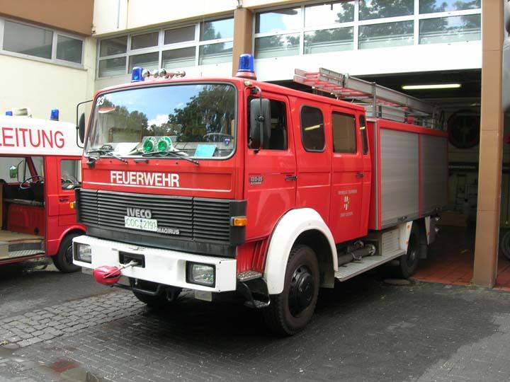 Iveco TLF 16/25 Feuerwehr Cochem Germany