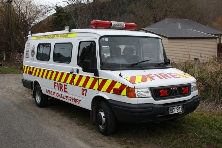 New Zealand LDV - BDF983