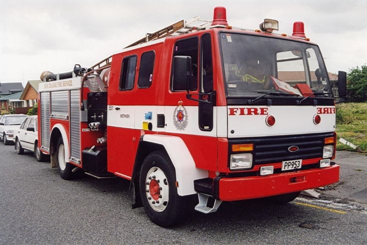 New Zealand Iveco PP953