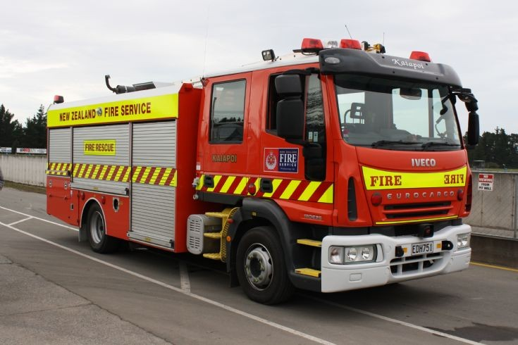 New Zealand Iveco EDH751