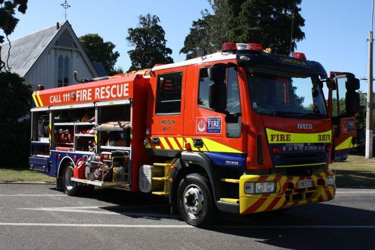 New Zealand Iveco EHE573