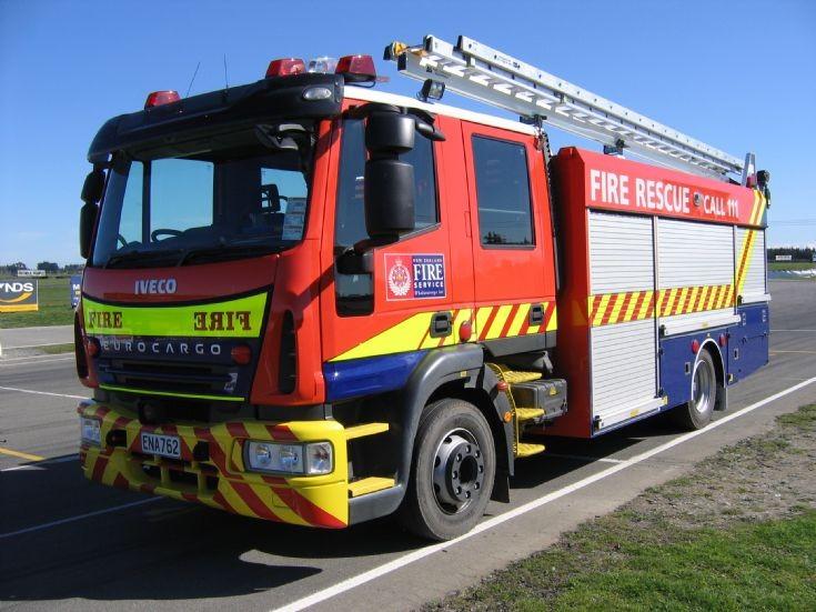 New Zealand Iveco ENA762