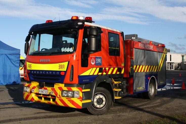 New Zealand Iveco FAN733