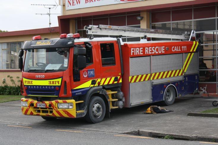 New Zealand Iveco FAN744