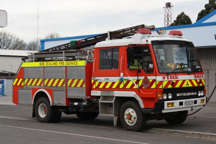 New Zealand Mitsubishi RZ5219