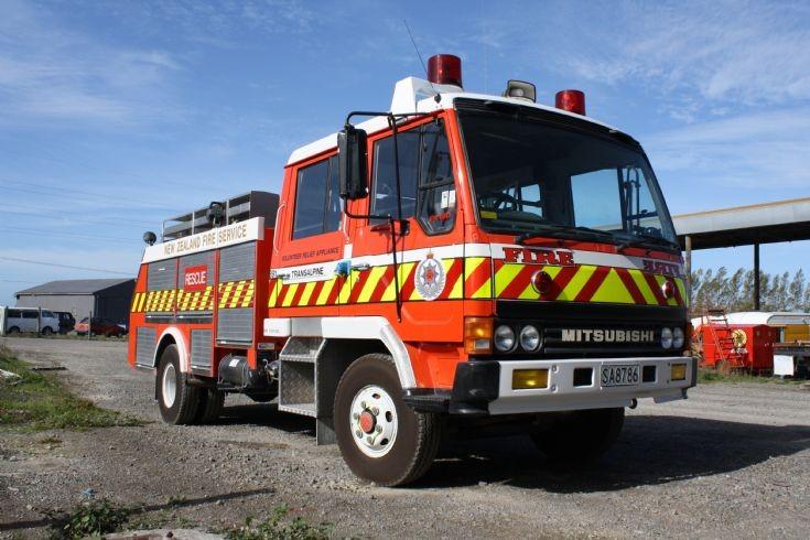 New Zealand Mitsubishi - SA8786