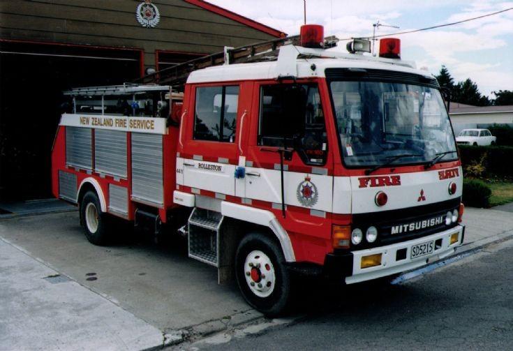 New Zealand Mitsubishi SD5215