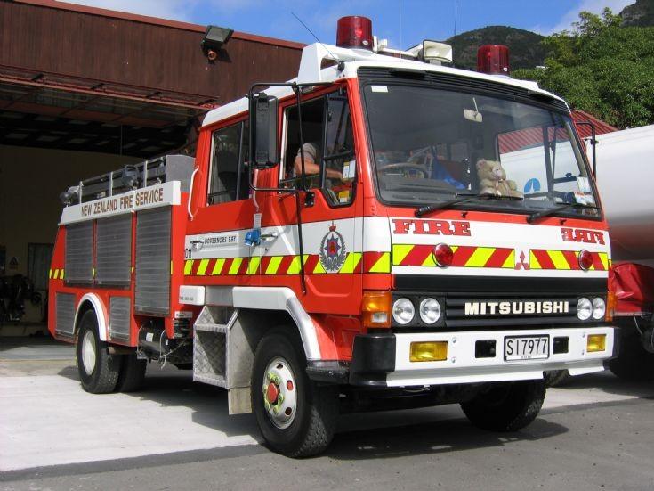 New Zealand Mitsubishi SI7977