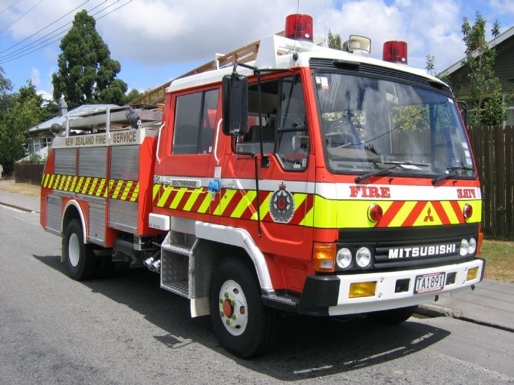 New Zealand Mitsubishi TA1891