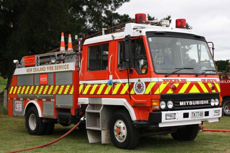 New Zealand Mitsubishi TK7748