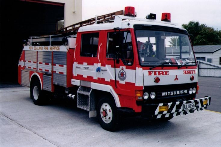 New Zealand Mitsubishi UL8156